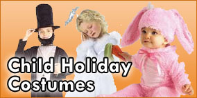 Child Holiday Costumes