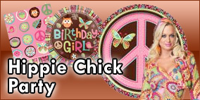 Hippie Chick Party