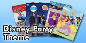 Disney Party Themes